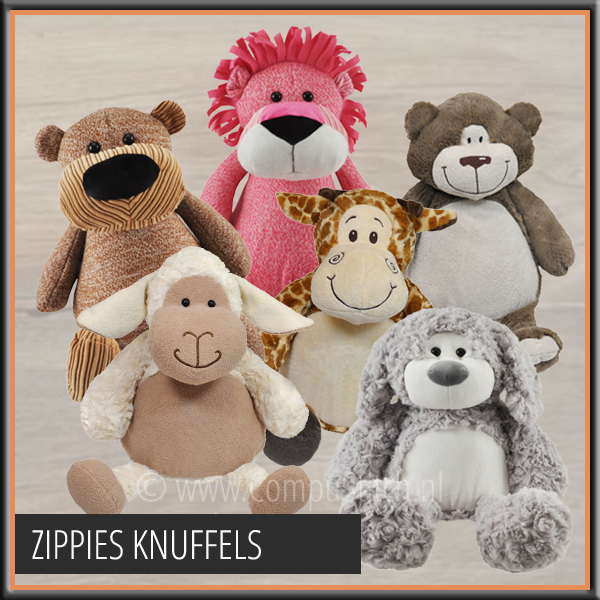 ZIPPIES KNUFFELS